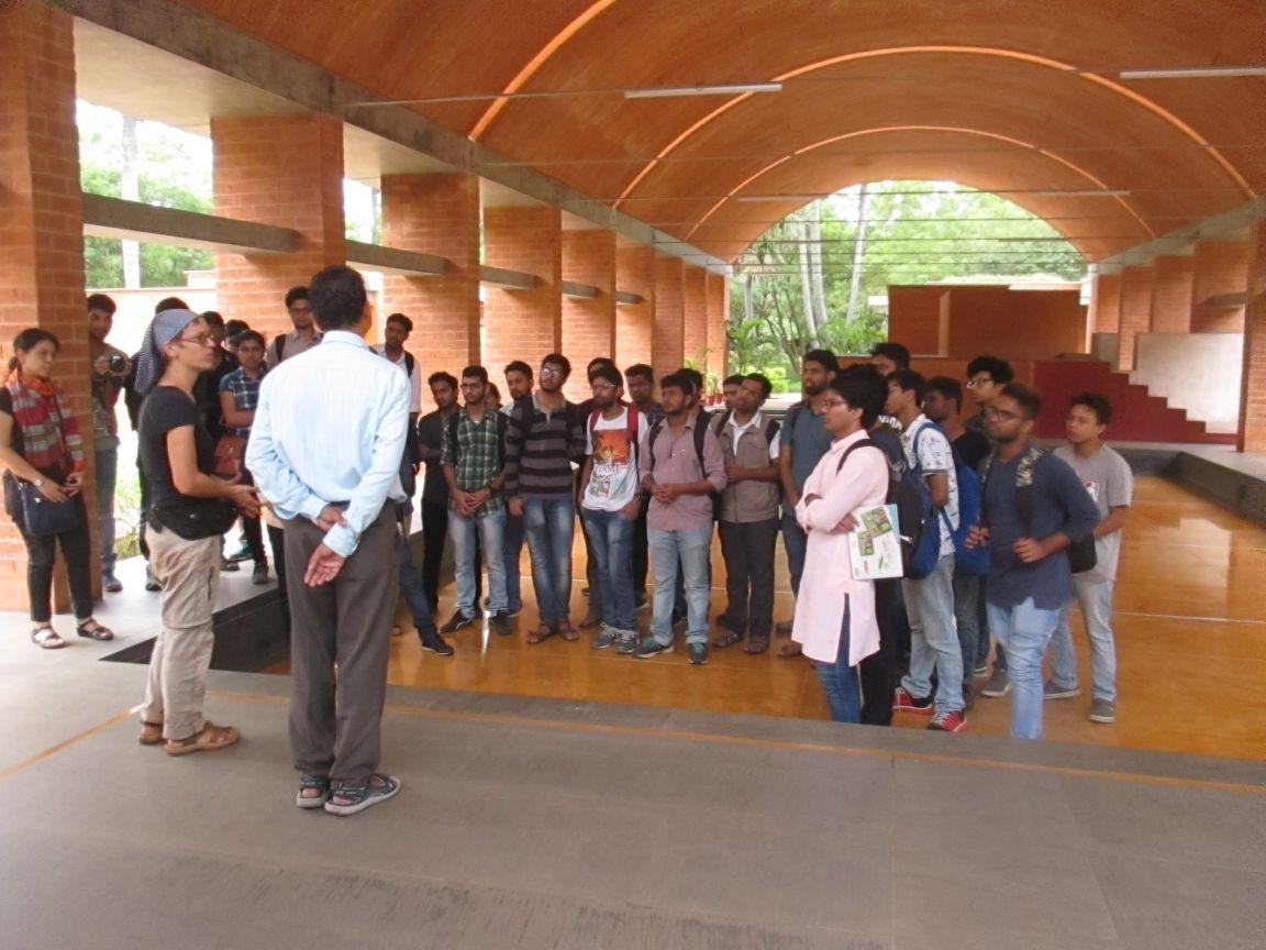 iit kharagpur student visit